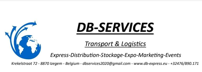 transportbedrijven Roeselare DB SERVICES